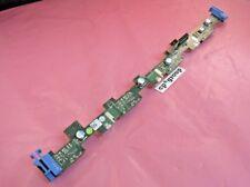"Dell PowerEdge PE R410 1x4 4-Bay 3.5"" SAS Hard Drive HDD Backplane Board F678M"