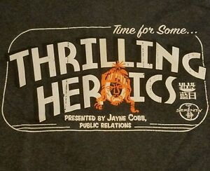 Firefly Serenity Jayne Cobb Thrilling Heroics Shirt Loot Crate Cargo Exclusive