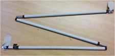 Dorema fibreglass FIBRE awning adjustable Veranda pole (Large) 2.7 - 3.4m D2