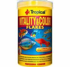 TROPICAL VITALITY & COLOR 500ml TUB Colour-enhancing flakes