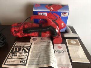 Royal Dirt Devil Ultra Handheld Vacuum Cleaner Model 08230 Tested Works Great