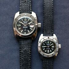 CAUNY 210 AND 50m Diver Lot Vintage 1960s Watch Tropic Reloj Montre Orologio Uhr