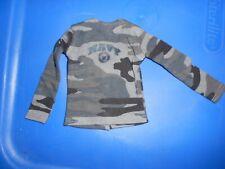 Robert Tonner Matt O'Neill OOAK Camoflague US NAVY Long Sleeve Shirt