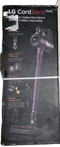 VACUM CLEANER LG CordZero ThinQ A9 Kompressor Cordless Stick A927KVMS *NEW*