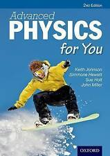 Advanced Physics For You Johnson  Keith 9781408527375
