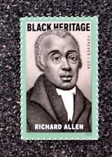 2016USA #5056 Forever Richard Allen - Black Heritage Single - Mint NH