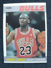 1987 Fleer Basketball Michael Jordan #59, 2nd Year, EX-MT
