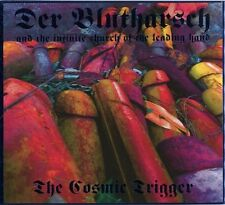 Il sangue Harsch the Cosmic TRIGGER LIMITED 2cd DIGIPACK 2013