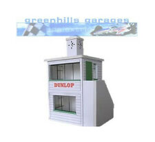 Greenhills Scalextric Slot Car Kit di costruzione Torre di CONTROLLO SCALA 1:32 - brand.
