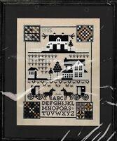 "Bucilla Counted Cross Stitch 49901 Sunshine and Shadow 11""x14"" Prairie Schooler"