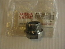 GENUINE YAMAHA MAGNETIC OIL SUMP DRAIN PLUG 256-15351-00 TX650 XS650 XS1 XS2