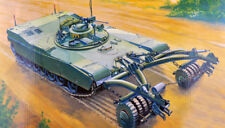 Trumpeter 1/35 M1 Panther II Mine Clearing Tank #346 #00346 *Sealed*