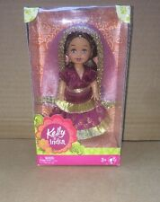 """Indian Doll Kelly Size06""""x04"""" Maroon Free Shipping"""
