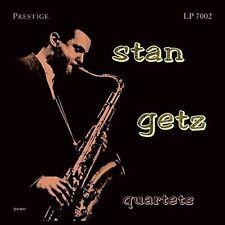 Stan Getz - Stan Getz Quartets [New Vinyl]