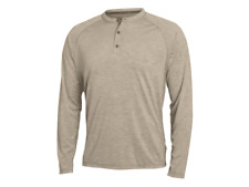 Sitka Hanger Work Henley Long Sleeve LEAD
