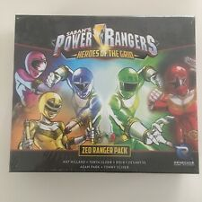 Power Rangers: Heroes of the Grid ZEO RANGER PACK Phase 2 neu ovp Brettspiel