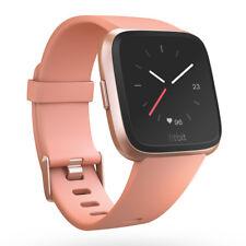 Fitbit VERSA Rosegold/Aluminium | peach | Music Player Smartwatch dt. Händler