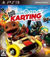 USED ??PS3 Little Big Planet Karting Japan import*