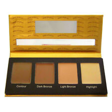 Yurily Face Contour Kit Pressed Cream Contouring Palette Bronzer Highlighter