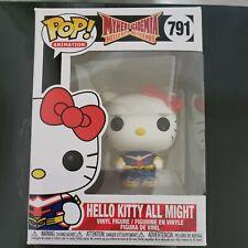 Funko Pop Sanrio x My Hero Academia Hello Kitty x All Might 791
