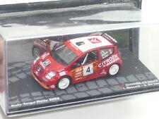 1:43 New Boxed Ixo Citroen C2 Rally Car n WRC Xsara DS3 C4 Targa Florio 2004