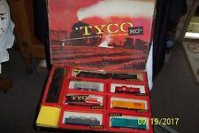 Vintage TYCO Atlantic Fast Freight HO Toy Train Set #T6213A by Mantua Metal Prod