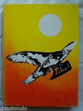 1974 LETO HIGH SCHOOL YEAR BOOK, TAMPA FLORIDA - THE TALON  UNMARKED!