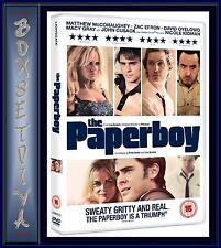 THE PAPERBOY - Zac Efron & Matthew McConaughey  **BRAND NEW DVD**