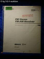 Sony Bedienungsanleitung STR LSA1 FM/AM Receiver (#1511)