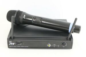 JTS E-6 PLL Single Channel Diversity Receiver and Microphone