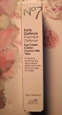 No7 Early Defence Eye Cream 15ml
