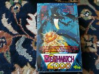 DEATHWATCH 2000  sealed box new trading cards wax packs 110 cards