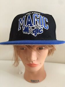 Retro Orlando Magic NBA Mitchell & Ness Hardwood Classics Cap Snapback SML Szing
