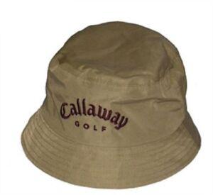 CALLAWAY LADIES WATERPROOF BUCKET HAT / SUN HAT