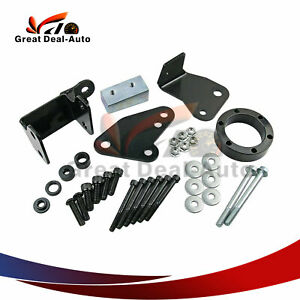 """Front Diff Drop Kit For Ford Ranger PX PX2 T6 for Mazda BT-50 EVEREST Lift 2""""-4"""""""