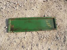 Oliver 70 Tractor Original Right Side Engine Motor Cover Panel
