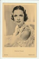 ELEANOR POWELL 1930s Ross Verlag Photo Postcard