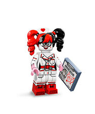 LEGO Minifigures/Minifiguras 71017/The Lego Batman Movie/Enfermera Harley Quinn