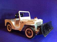 Tonka Vintage AA Road Service Jeep