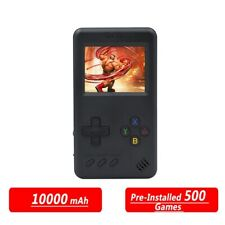 New Handheld Game Console 2.4inch Gaming Machine With 500 Games Built-in Battery