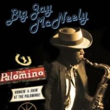 BIG JAY MCNEELY: HONKIN' & JIVIN' AT THE PALOMINO (CD.)
