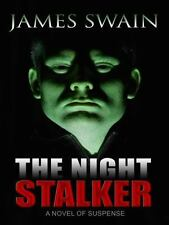 The Night Stalker: A Novel of Suspense (Thrillers)-ExLibrary