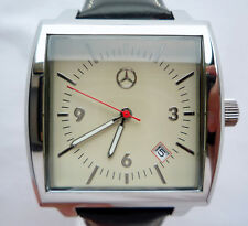 Mercedes Benz Classic Business Car Accessory Sport Medium Basic Design Watch
