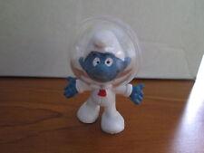 Smurfs Astro Smurf Astronaut vintage Rare