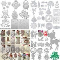 DIY Scrapbooking Album Embossing Paper Cards Decor Metal Cutting Dies Stencils