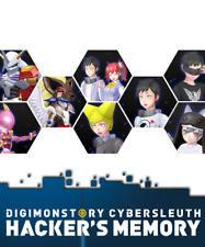 DIGIMON STORY : CYBER SLEUTH-HACKER'S MEMORY COSTUME DLC PlayStation 4  PS4