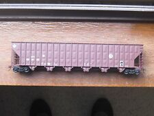 "Walthers Ref 932-5682 Greenville ""Missouri Pacific"" 6 Chute Wood Chip Hopper"