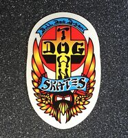 Lucero Artwork Dogtown 40 year anniversary sticker Free Shipping In the USA