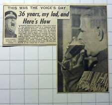 1953 Rsm Ronald Brittain Loudest Barrack Square Voice