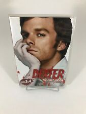 Dexter - Season 1 - Disc 3 & 4 Only - DVD Disc Only - Replacement Disc